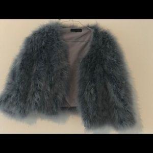 Jocelyn faux fur jacket